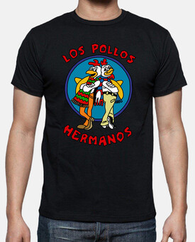 Los pollos hermanos Breaking Bad