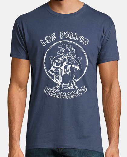 Los pollos hermanos logo. Breaking Bad