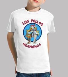 LOS POLLOS HERMANOS. Niños