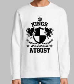 los reyes nacen en agosto