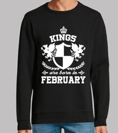 los reyes nacen en febrero