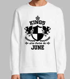 los reyes nacen en junio