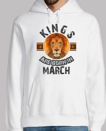 los reyes nacen en marzo