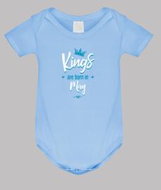 los reyes nacen en mayo