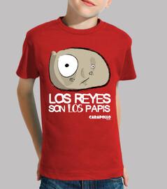 LOS REYES SON LOS PAPIS (NIÑO)