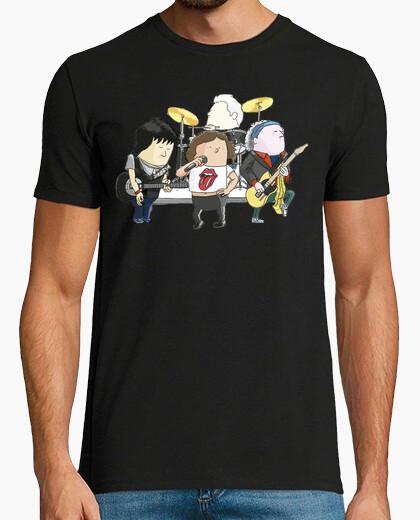Camiseta Los Rolling y Calvichi's (WEB)