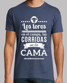 Los Toros En El Campo, Las Corridas En La Cama!