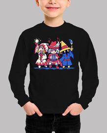 los tres magos - camisa de niños
