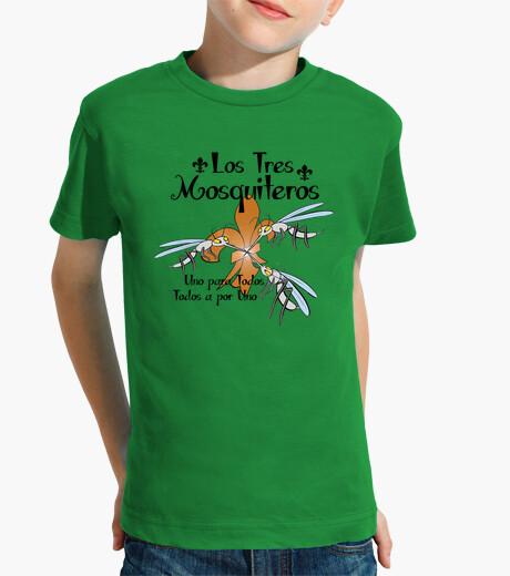 Ropa infantil Los tres mosquiteros 03