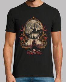los vampiros camiseta mens asesinas