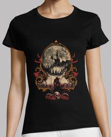 los vampiros mujer de la camisa del asesino