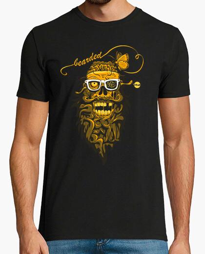 Camiseta los zombis barbudos son tan rock39n rol