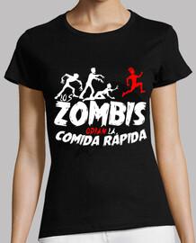 Los Zombis odian la comida rápida