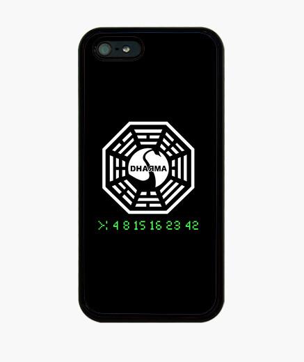 Funda iPhone Lost - Dharma numbers