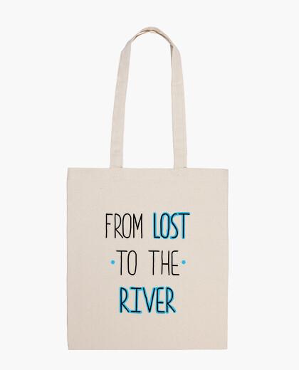 Borsa lost al fiume