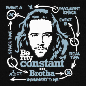 Camisetas LOST: Be my Constant, Brotha