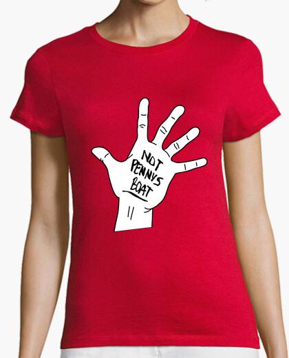 T-shirt lost la mano charlie (ragazza)