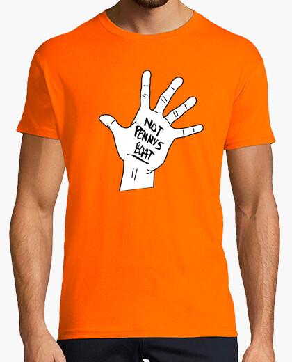 T-shirt lost la mano charlie (ragazzi)