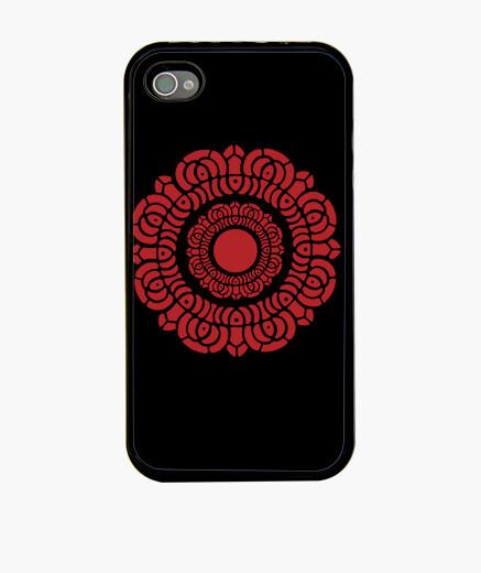 Funda iPhone loto rojo iphone 4 carcasa