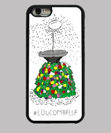 L'ou com balla - Funda iPhone 6