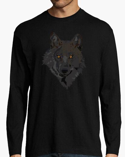 Tee-shirt loup