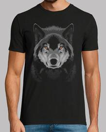 loup à l'ombre