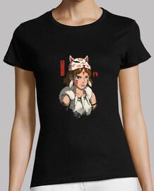 loup fille chemise femme