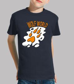 loup monde