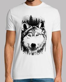 loup sauvage