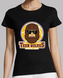 loups adolescents