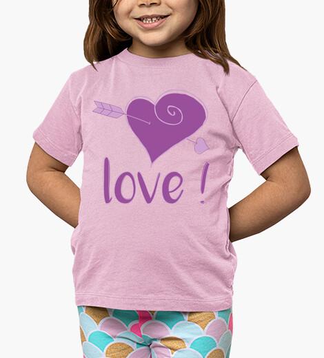 Ropa infantil Love