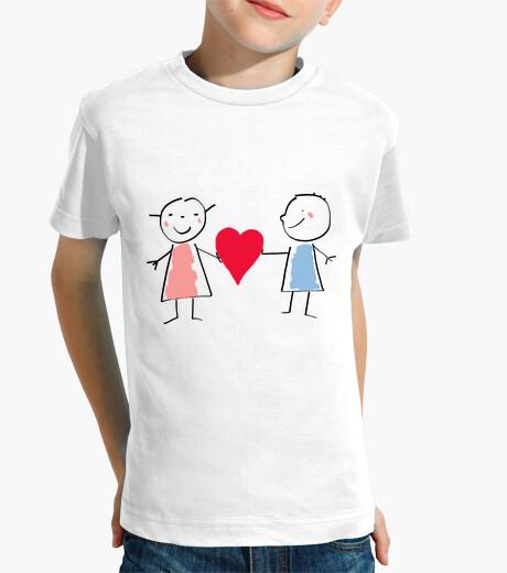 Ropa infantil love - valentine - boda