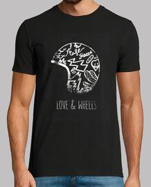 Love & wheels Cafe racer