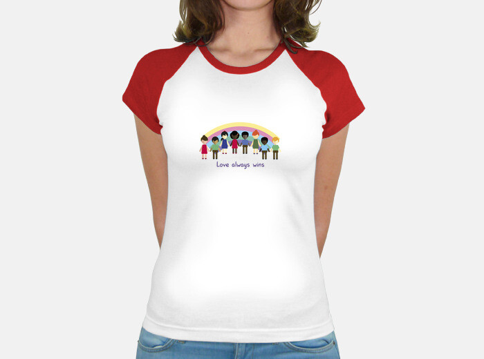 Love Always Wins T Shirt 989560 Tostadora Com