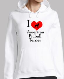 love ameri can pit bull terrier