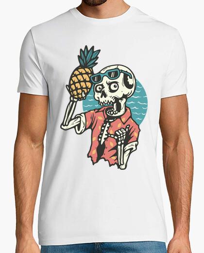 Tee-shirt love ananas r
