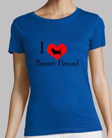 love basset hound