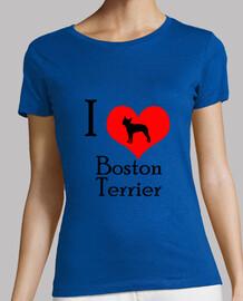 love boston terrier