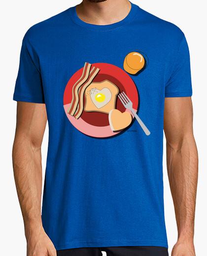 Love breakfast t-shirt