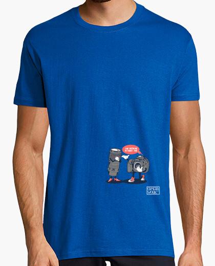 Camiseta Love Camera
