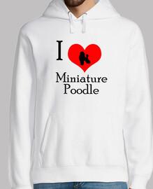 love caniche miniature