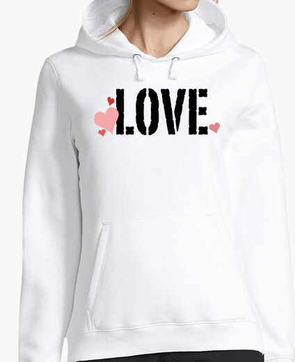 Jersey Love con corazones