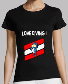 Love Diving - Seahorse