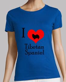 love épagneul tibétain