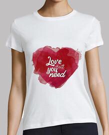 love est all ce dont vous avez besoin