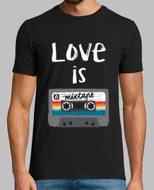 love est un ape mélangé