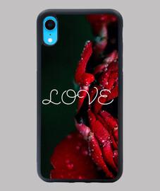 Love. Funda iPhone XR