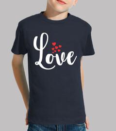 Love hace latir multiples corazones. Ce