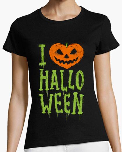 Camiseta Love Halloween