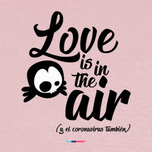 Camisetas Love is in the air